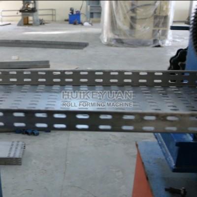 河北汇科苑冷弯机械公司专业生产电缆桥架成型机质优价廉