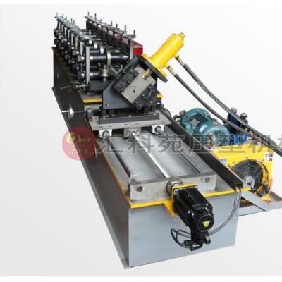 河北汇科苑冷弯机械公司专业生产T型烤漆轻钢龙骨机