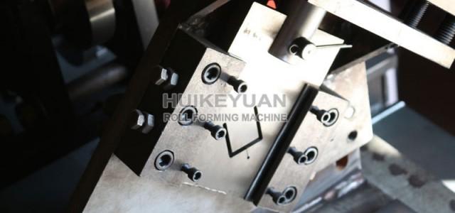 多功能轻钢龙骨压型设备的介绍