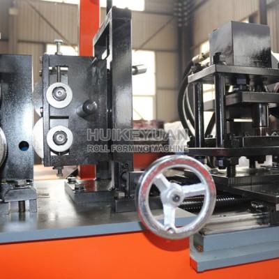 河北汇科苑冷弯机械公司专业生产一机两型号轻钢龙骨机设备