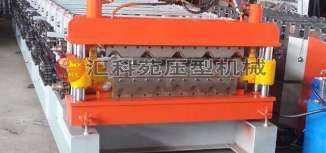 720型号楼承板压型设备的特性