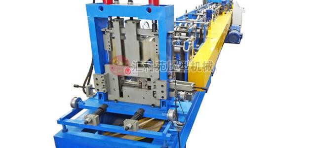 cz型钢机械设备主要特性